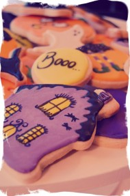 Halloween Cookies!!