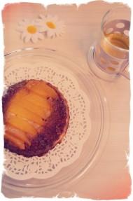 CWK: Pastel Invertido de Mango y Coco