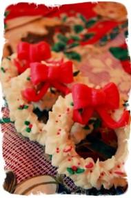 Empieza la Navidad..cookies decoradas!