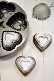 Bundts de limón y chocolate blanco… ¡con mucho amor!