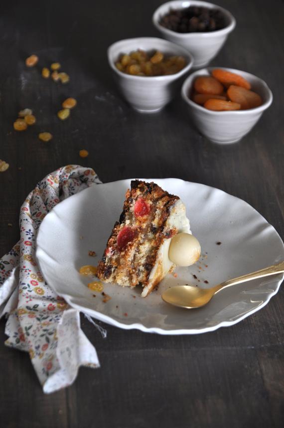 tarta de pascua porcion simnel cake tu eres el chef