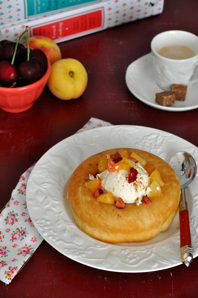 savarin frutas