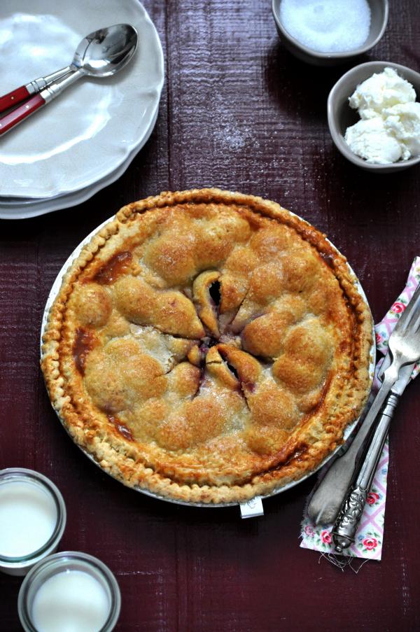 tarta de cerezas 2