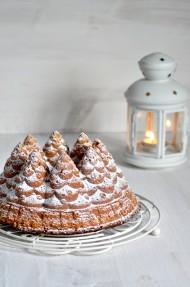 Bundt cake de canela y cítricos. Receta Navidad