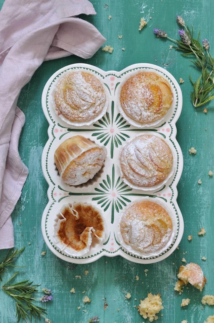 muffins bandeja