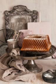 Bundt cake de té chai