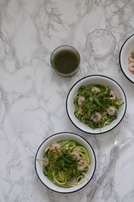 Espaguetis de calabacín (Zoodles)